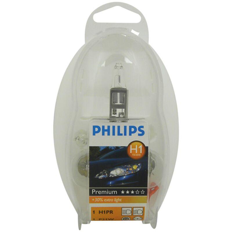 Ampoule voiture Philips 55472EKKM H1 EasyKit