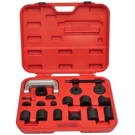 Coffret d'adaptateurs extracteur de joint à rotule 21 pièces