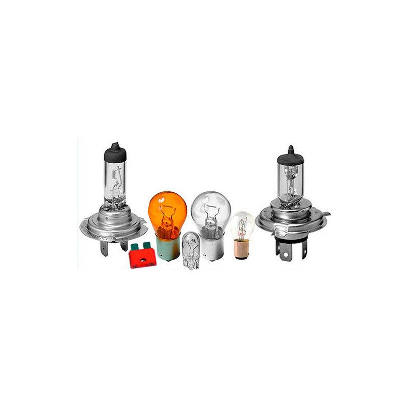 Coffret d'ampoules H1 - H7 - 12 V - 7 pièces - Philips