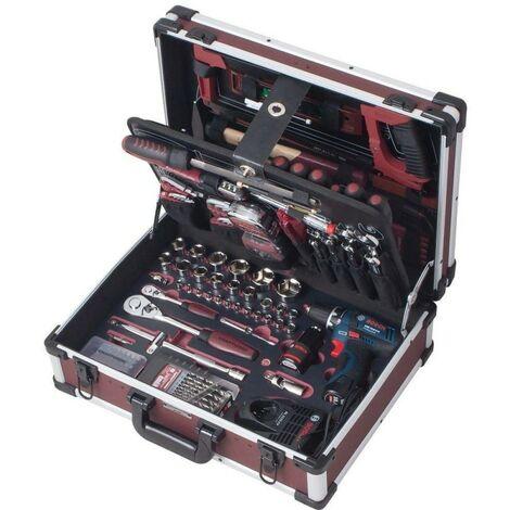 Coffret de 266 outils prof. KW/Bosch Kraftwerk 3949 721.22