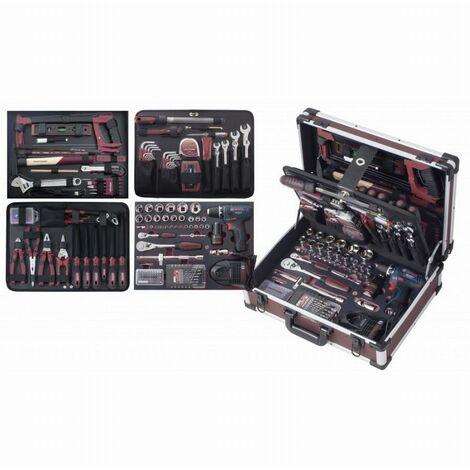 Coffret de 266 outils prof. KW/Bosch Kraftwerk 3949 783.98