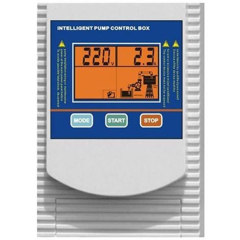 Coffret de commande et protection d'une pompe en monophasé 230V - M21
