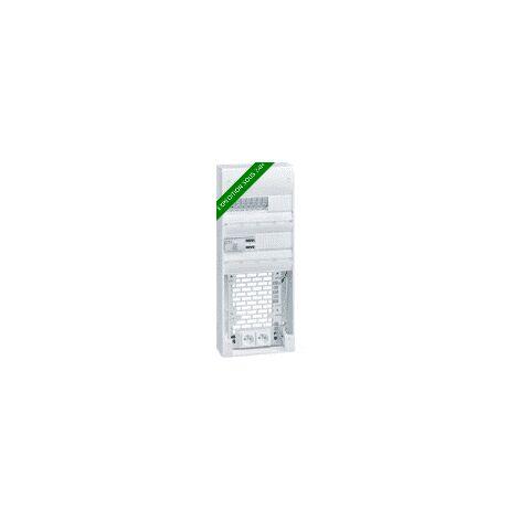 Coffret de communication - Coffret VDI 2 rangées 26 modules Grade 3TV (TN415)