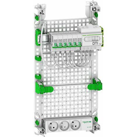 "main image of ""Coffret de communication Schneider Electric Grade 2 TV Box Essential"""