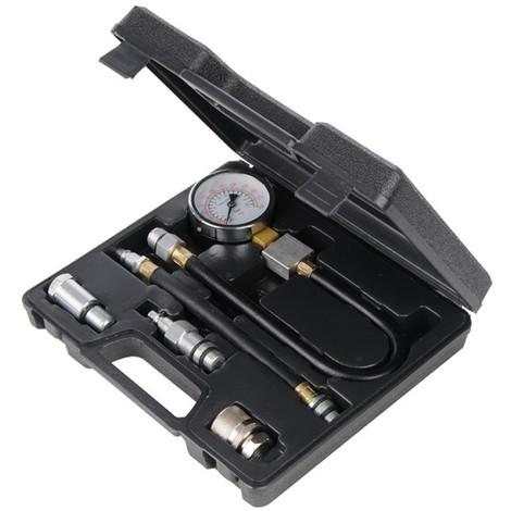 Coffret de compressiomètre 5 pièces pour moteur à essence - 5 pcs