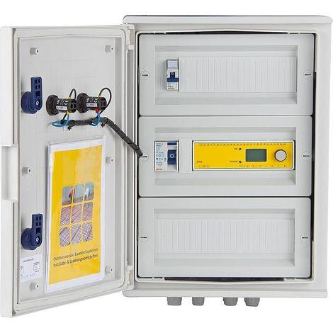 Coffret de distribution Outdoor Control pour câble chauffant de déneigement