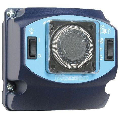 Coffret de filtration piscine + alimentation projecteur Piccolo PI - CCEI