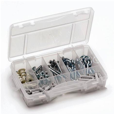Coffret de fixation 130 pièces Spécial Plâtre 01 de petite taille - MLPLAT101 - Index