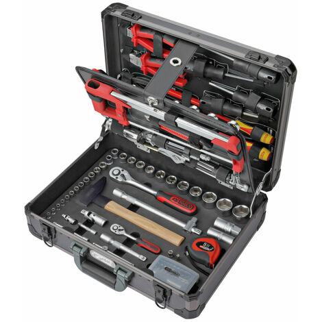 Coffret de maintenance 1/4 - 1/2 - ULTIMATE - 131 pcs