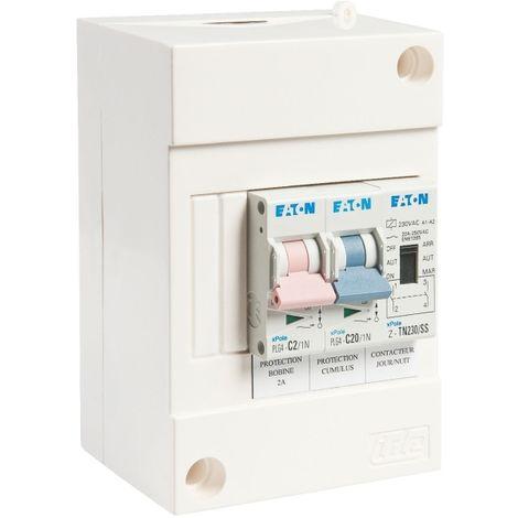 Coffret de protection chauffe-eau - Eaton