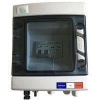 Coffret de protection DC pour installation photovoltaïque