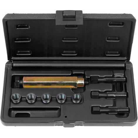 Coffret de réparation pour bougies de préchauffage M10 x 1,25