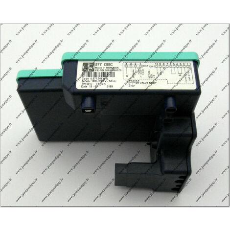 Coffret de securite SIT DBC 577 706 SOLNEO SGC 24 SOL, DE DIETRICH, Ref. 300016951