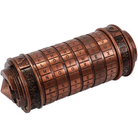 Coffret De Serrure A Cylindre, Da Vinci Code, Cadeau De Saint Valentin D'Anniversaire