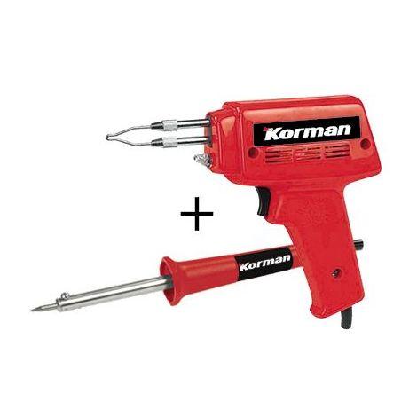 Coffret de soudage 30W- 100W Korman
