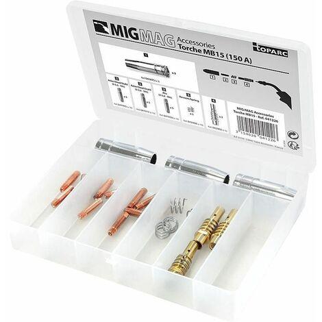 Coffret de soudure GYS pour bruleur MIG/MAG 150A
