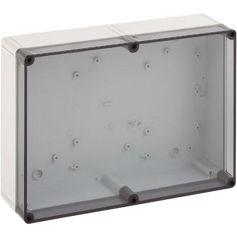 Coffret d'installation (L x l x h) 130 x 94 x 57 mm Polycarbonate, Polystyrène expansé (EPS) S27096