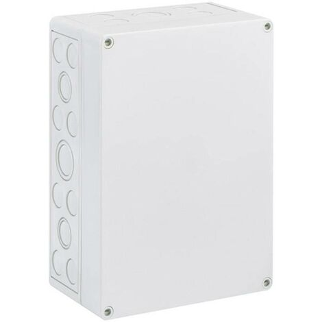 Coffret d'installation (L x l x h) 180 x 254 x 111 mm Polycarbonate Y648541