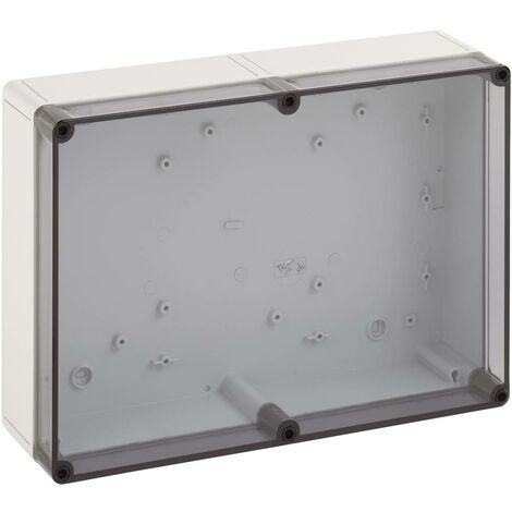 Coffret dinstallation Spelsberg TK PS 99-6-t 11100301 gris clair (RAL 7035) 94 x 94 x 57 Polycarbonate 1 pc(s)