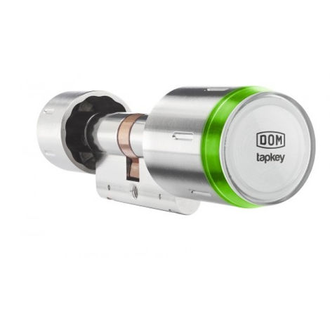Coffret DOM TAPKEY cylindre électronique 30x30 mm - 333TAPKEYBLEPRO3030