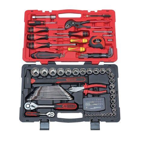 "main image of ""Coffret d'outillages 101 pièces ULTIMATE - Ks tools"""