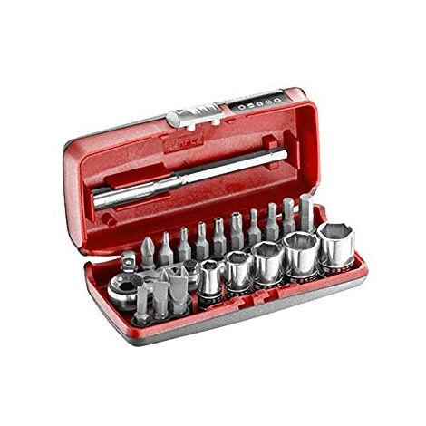 Coffret d'outils de mécanicien FACOM R1pico.pg 22 pièces - R1PICO