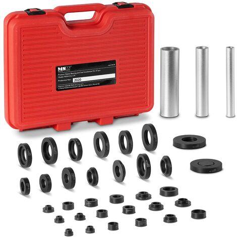 Coffret D'Outils De Pose Montage Pour Roulements & Joints MSW 37 Pièces Coffret