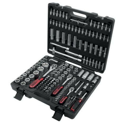 Coffret d'outils KS TOOLS Chrome mat - 179 pcs - 917.0779