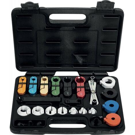 Coffret d'outils pour raccords de climatisation