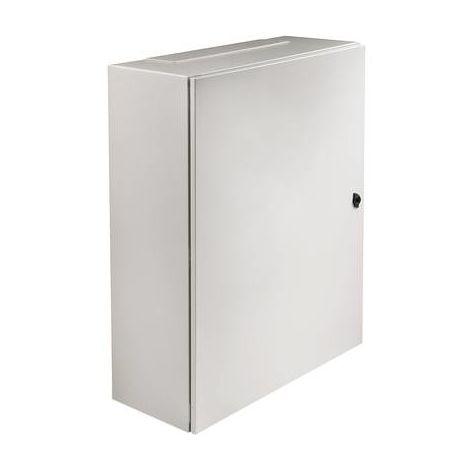 Coffret électrique en saillie IDE 500x400x200 49051 Nbr de rangées = 3