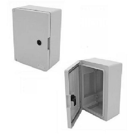 """main image of """"Coffret électrique étanche IP65 - 280 x 210 x 130 mm livré avec plaque de fond"""""""