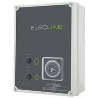 Coffret électrique filtration + éclairage - Choisir le coffret: Filtration + Transfo 300 VA