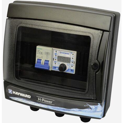 Coffret électrique h power mono diff + t100w