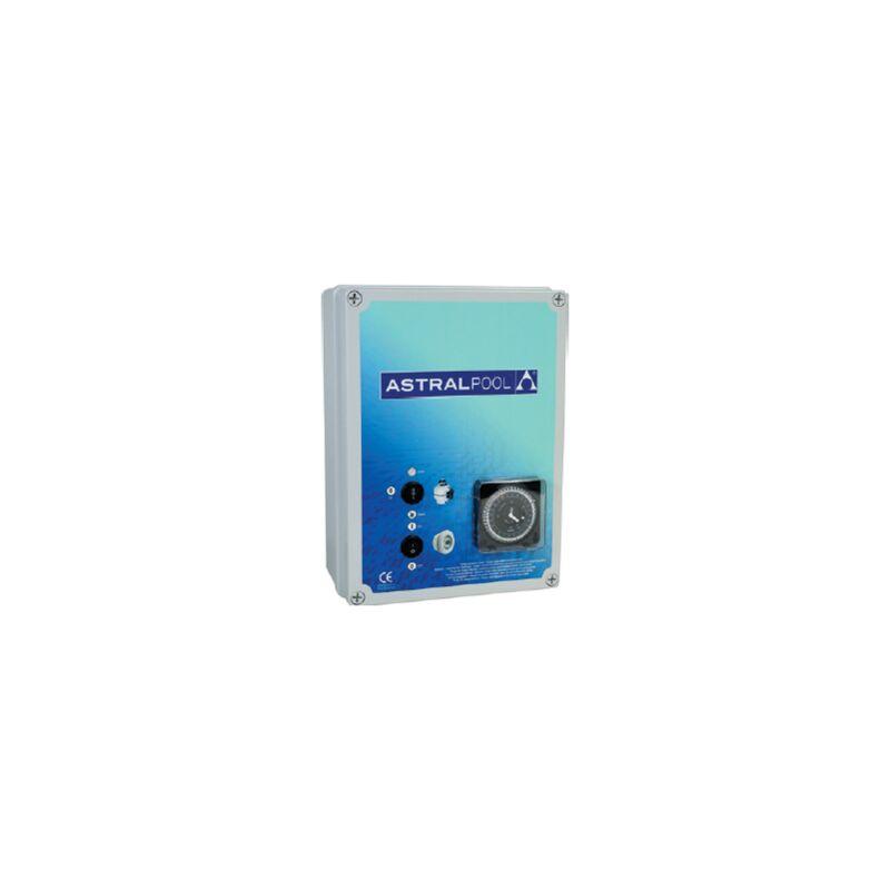 Coffret électrique pour filtration + 1 projecteur 300 W 6 à 10 A - ASTRALPOOL
