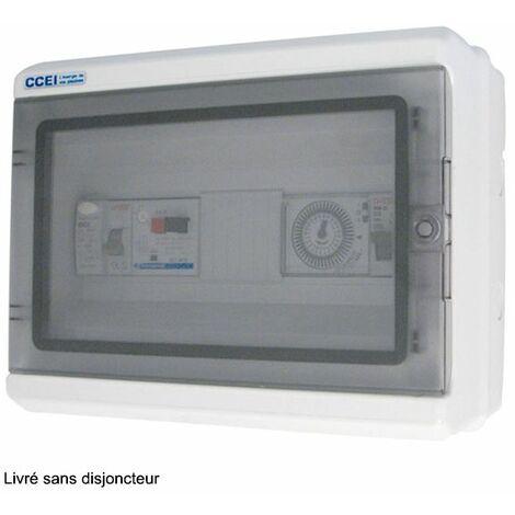 coffret electrique pour filtration - pa 20 panorama - ccei