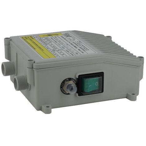 Coffret électrique pour pompe