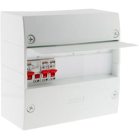 Coffret électrique pré-équipé 1 rangée - Thomson