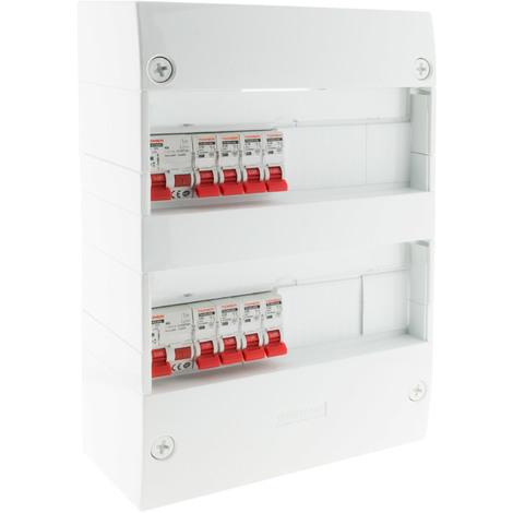Coffret électrique pré-équipé - Pour T1/T2, T3, T4 ou T5