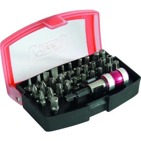 """main image of """"Coffret Embouts de Vissage Drakkar Tools - S14203"""""""