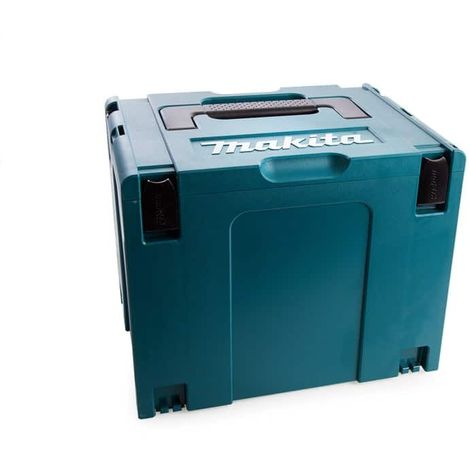 Coffret empilable robuste Makpac Taille 4 - MAKITA 821552-6