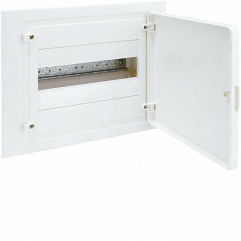 Coffret encastré 12 M porte opaque (VF112PR)