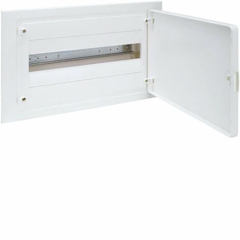 Coffret encastré 18 M porte opaque (VF118PR)