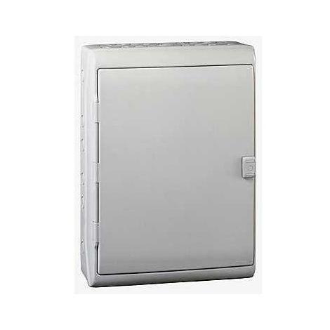 Coffret étanche Kaedra universel - Porte opaque - H 460 x L 340