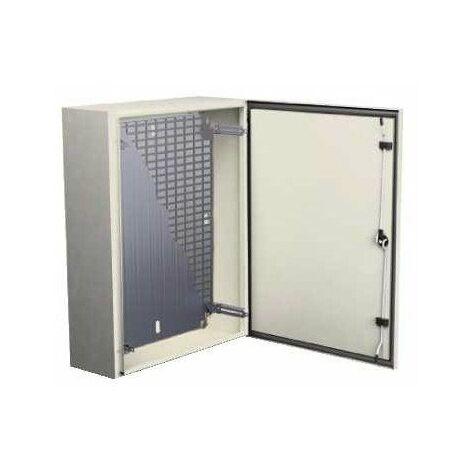 Coffret étanche S3D universel - Porte Pleine - H 600 x L 400 x P 250