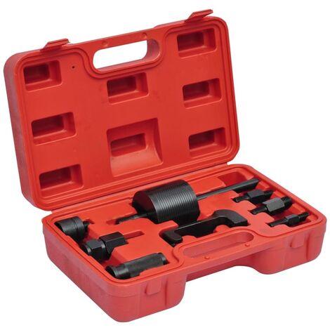 Coffret extracteur d'injecteur diesel 8 pièces