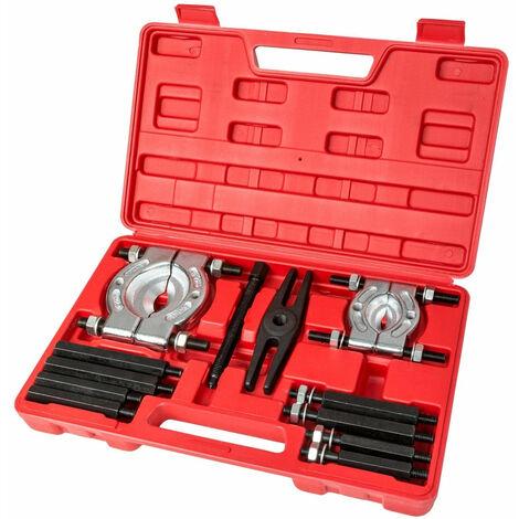 Coffret extracteur roulements 12 pièces avec mallette