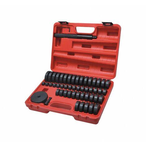 Coffret extraction de roulement - disque 18 à 65 mm - 52 pièces