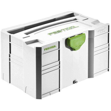 Coffret FESTOOL Mini-Systainer T-LOC SYS-MINI 3 TL