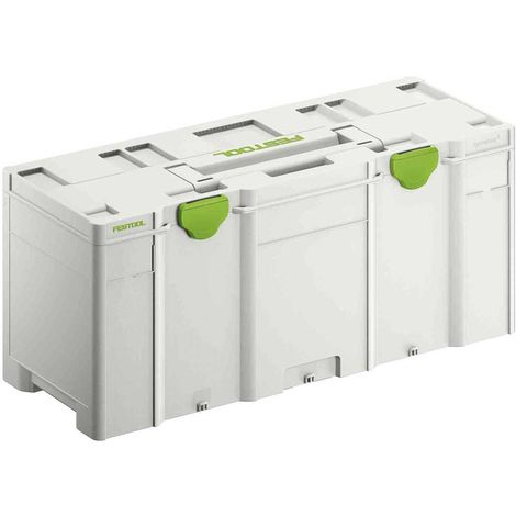 Coffret FESTOOL Systainer³ SYS3 XXL 337