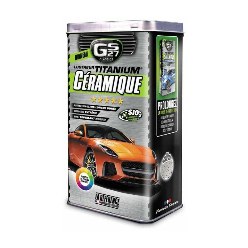 Classics lustreur Titanium + 500ML COFFRET - CL160240 - Gs27